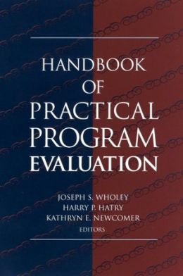 The Handbook of Practical Program Evaluation