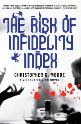 The Risk of Infidelity Index (Vincent Calvino Series #9)
