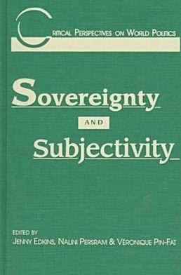Sovereignty and Subjectivity