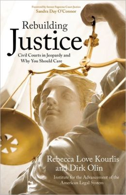Rebuilding Justice: Civil Courts in Jeopardy and Why You Should Care