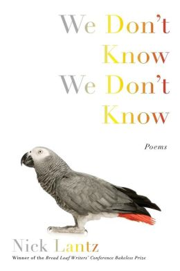 We Don't Know We Don't Know