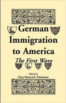 German Immigration To America