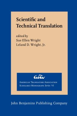 Scientific and Technical Translation