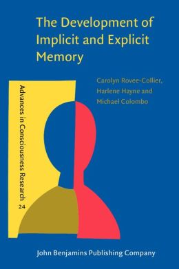 Development of Implicit and Explicit Memory