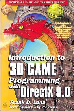 Introduction To 3D Game Programming With Directx 9.0