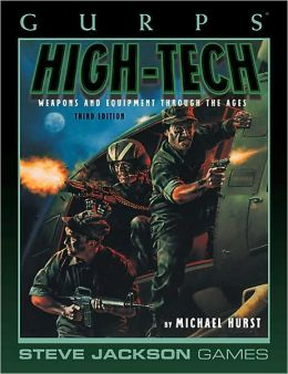 GURPS High-Tech: Weapons and Equipment Through the Ages