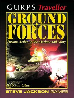 Ground Forces: Defending the Imperium in the Army and Marines