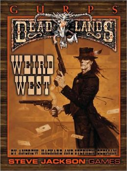 Gurps Deadlands Weird West