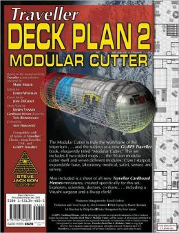 Traveller Deck Plan: Modular