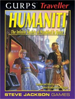 GURPS Traveller: Humaniti