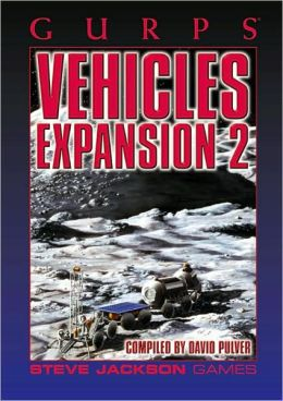 Gurps Vehicles Expansion