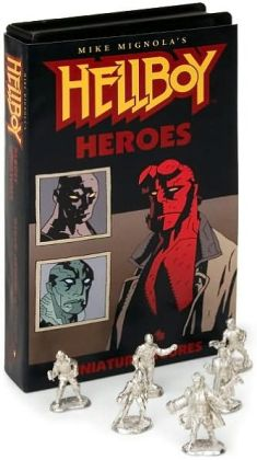 Mike Mignola's Hellboy Heroes Miniature Figures