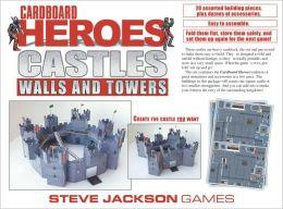 Cardboard Heroes Castles Walls
