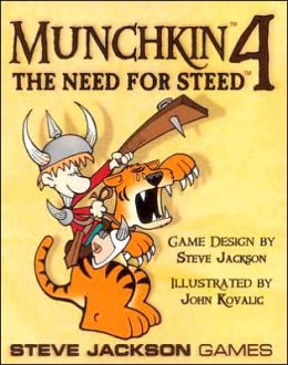 Munchkin 4 Need for Steed