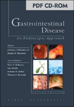 Gastrointestinal Disease PDF CD-ROM: An Endoscopic Approach