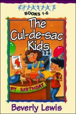 The Cul-de-Sac Kids Series #1-6: The Double Dabble Surprise; The Chicken Pox Panic; The Crazy Christmas Angel Mystery; No Grown-Ups Allowed; Frog Power; The Mystery of Case D. Luc