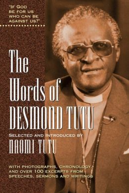 Words of Desmond Tutu