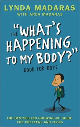 ''What's Happening to My Body'' Book for Boys