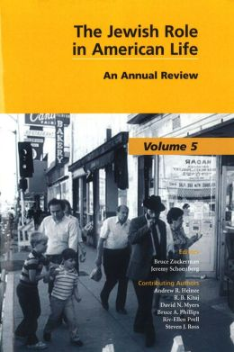 Casden Institute for the Study of the Jewish Role in American Life: An Annual Review