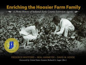 Enriching Hoosier Farms and Families: A Photo History of Indiana's Early County Extension Agents