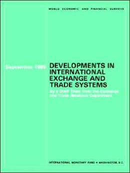 Developments in International Exchange and Trade Systems
