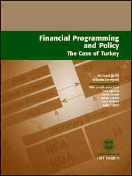 Financial Programming and Policy: The Case of Turkey