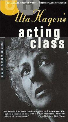 Uta Hagen's Acting Class: Two-Video Set