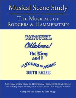 The Musicals of Rodgers and Hammerstein Musical Scene Study (Study Guide)