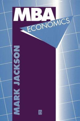 MBA Economics