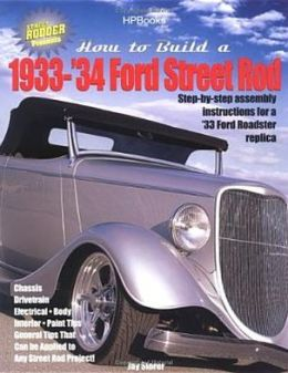 How to Build a 1933-'34 Ford Street RodHP1479