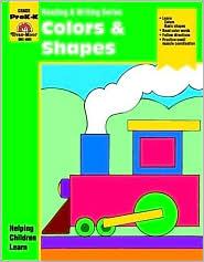 Colors and Shapes, Grades Pre K-K