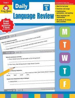 Daily Language Review, Grade 5