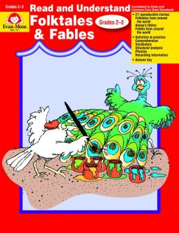 Read & Understand Folktales & Fables Grades 2-3