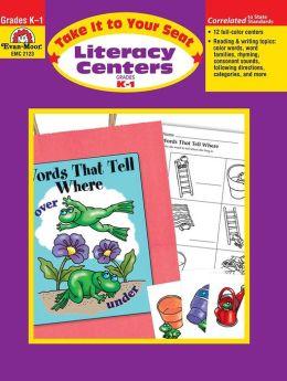 Literacy Centers-grade K-1