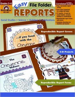 Easy File Folder Reports