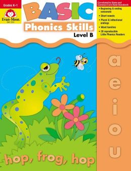 Basic Phonics Skills, Level B