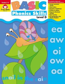 Basic Phonics Skills, Level D