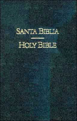 Biblia Bilingue RVR 1960/NIV: 1960 Reina-Valera Revision y New International Version, tapa dura negra, indice (Bilingual Bible, black hardcover indexed)