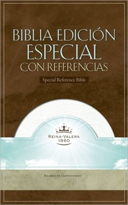 RVR 1960 Special Reference Bible (White Bonded Leather)