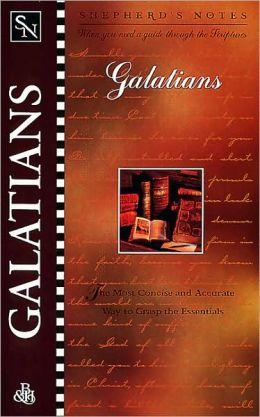 Shepherd's Notes: Galatians