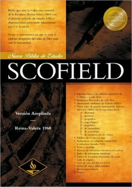 RV 1960 New Scofield Study Bible (Printed Hardcover - Indexed)