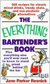 Everything Bartender's Book