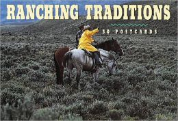 Ranching Traditions: 30 Postcards