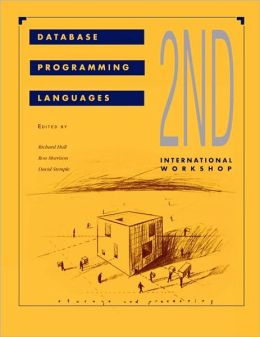 Database Programming Languages 2nd