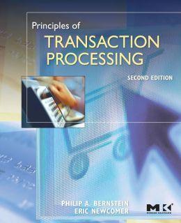 Principles of Transaction Processing