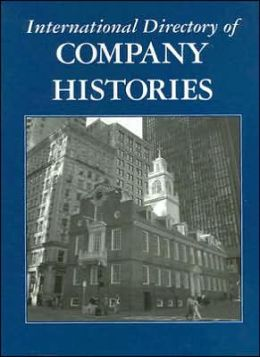 International Directory of Company Histories: Volume 82