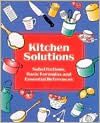 Kitchen Solutions: Substitutions, Basic Formulas and Essential References