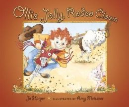 Ollie Jolly, Rodeo Clown