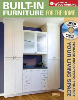 Built-In Furniture For The Home: Storage Projects To Enhance Your Living Space