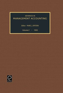 ADVANCES MANAGEMENT ACCOUNTING VOLUME 2